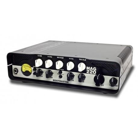 Ashdwon Amplificador Bajo Cabezal Rootmaster 220W