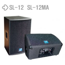 Leem Monitor 200W Amplificado SL-12MA