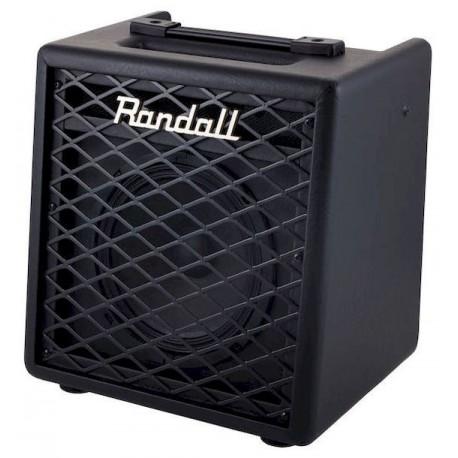 "AMPLIFICADOR GUITARRA COMBO RANDALL DIAVLO Series 1X8"" ALL TUBE 1W"