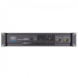QSC RMX-850 Amplifier 2x 300Watt, 4Ohm