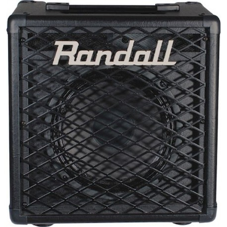 "AMPLIFICADOR GUITARRA COMBO RANDALL DIAVLO Series 1X10"" ALL TUBE 5W"