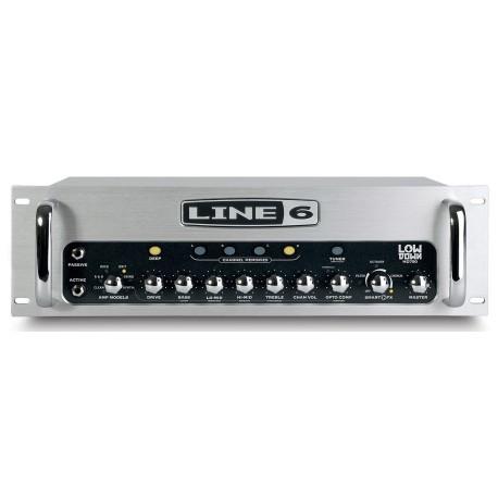 Line 6 Amplificador Bajo HD750