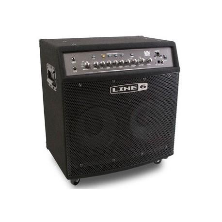 Line 6 Amplificador Bajo LD400 Pro