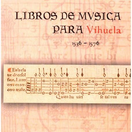 Libros de Música para Vihuela