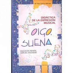 Didactica de la Expresion Musical - Oigo, Suena
