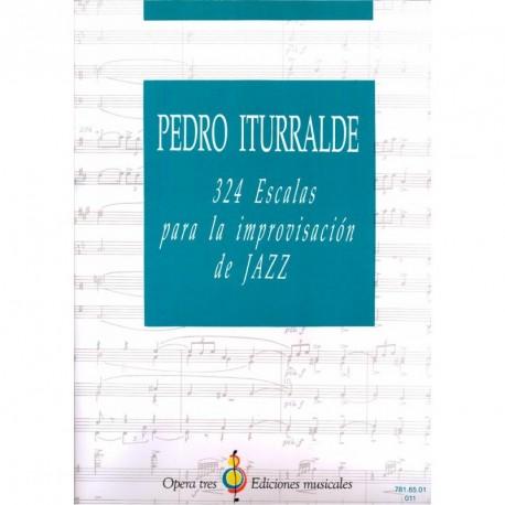 324 Escalas Para La Improvisacion De Jazz