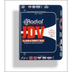 Radial JDV super DI