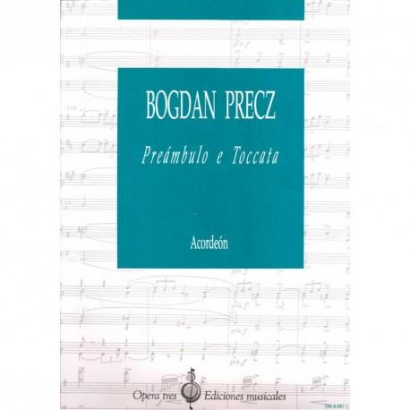 Preambulo e Toccata - Acordeon