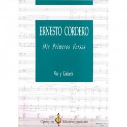 Mis Primeros Versos - Voz Y Guitarra