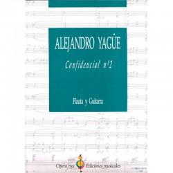 Confidencial Nº 2 - Flauta Y Guitarra
