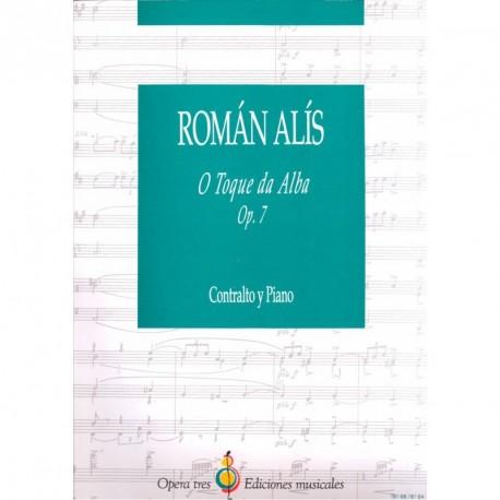 O Toque Da Alba - OP. 7 - Contralto Y Piano