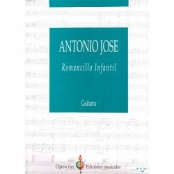 Romancillo Infantil - Guitarra