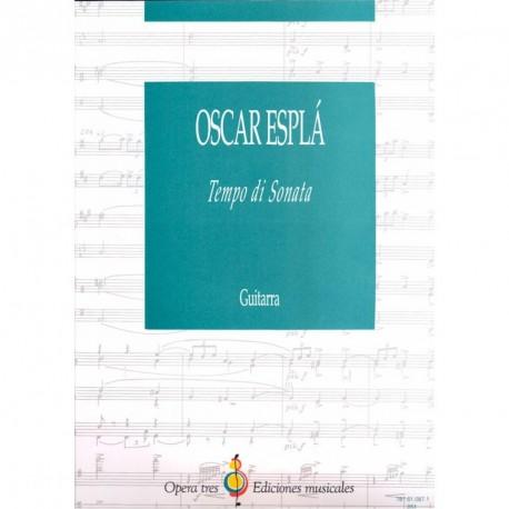 Tempo Si Sonata - Guitarra