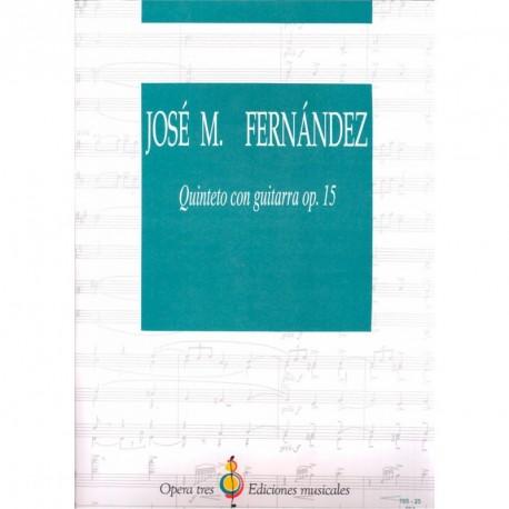 Quinteto con Guitarra OP.15