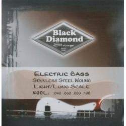 Juego Cuerda Bajo Black Diamond N400L