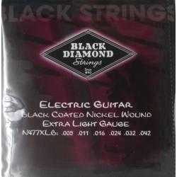 Juego Cuerda Bajo Black Diamond N477XLB