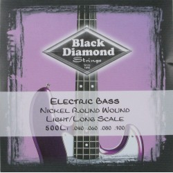 Juego Cuerdas Bajo Black Diamond N500L