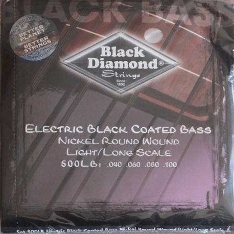 Juego Cuerda Bajo Black Diamond N500LB