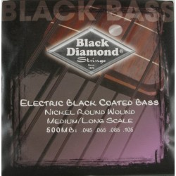 Black Diamond N500MB Jgo Cuerdas Bajo