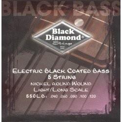 Juego Cuerda Bajo Black Diamond N550LB