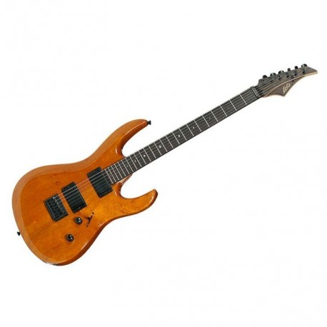 GUITARRA ELECTRICA LAG ARKANE 100 TRANSLUCIDO HONEY