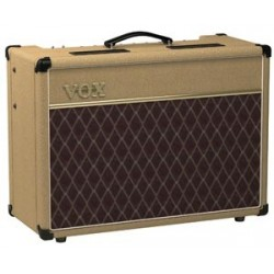 Vox AC15C1 Tan Limeted Edition