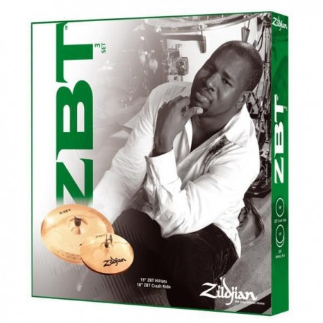 Juego de platos Zildjian ZBT3
