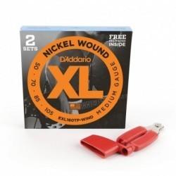 D'Addario EXL160TP-Wind Set 2 Jgo.