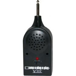 AMP-UP-PLUG-N-PLAY Mini Portátil de Guitarra