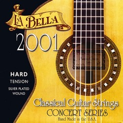 La Bella 2001 Hard Tension Classical