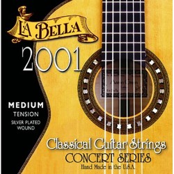 La Bella 2001 Medium Tension Classical