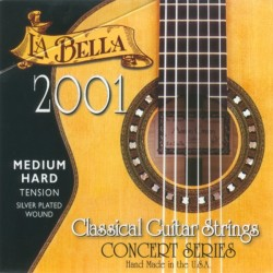 La Bella 2001 Medium Hard Tension Classical