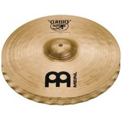 "Meinl  hit hat c14psw classic 14"" powerful soundwave plato"