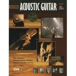 Greg Horne guitarra Acustica Inicio (LIBRO)