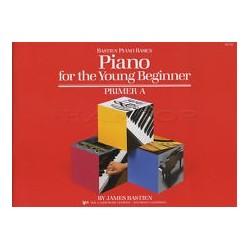 Bastien Piano para el pequeño principiante (Elemental A)
