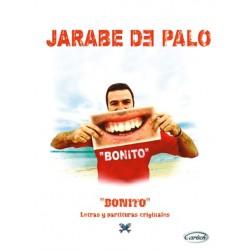 """Jarabe de Palo """"Bonito"""" para piano y guitarra (LIBRO)"""