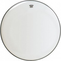 "Remo 20"" Emperor Clear Bass Drum"