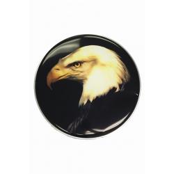 """Parche Bombo 22"""" Aguila"""