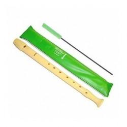 Hohner 9508 flauta C soprano digatacion barroca
