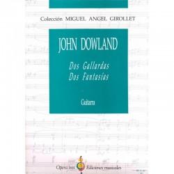 John Dowland - Dos Gallardas Dos Fantasías