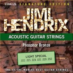 Jimi Hendrix 1104LS 011/050 Acoustic Jgo Phosphor Bronze
