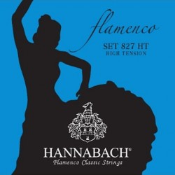 Hannabach 827 HT Set Flamenco Jgo
