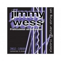 Jimmy Wess 1008N 008/038 Jgo Set Nickel