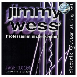 Jimmy Wess 1010N 010/46 Jgo Set Nickel