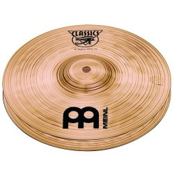 Meinl C10MH Classic Medium Mini Hi Hat 10""