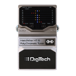 Digitech HT6 Afinador Polifonico