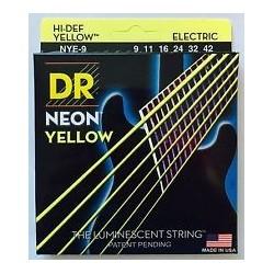 Dr Neon NYE9 Yellow 9-42 Jgo Elect.