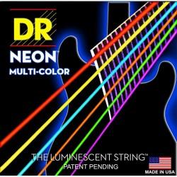 DR NMCE9 Neon Multicolor 9-42 Jgo Elec.
