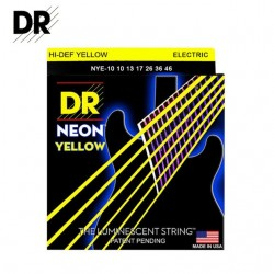 DR NYE10 Neon Yellow 10-46 Jgo Elect.