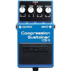 Boss CS-3 Compressor Sustainer